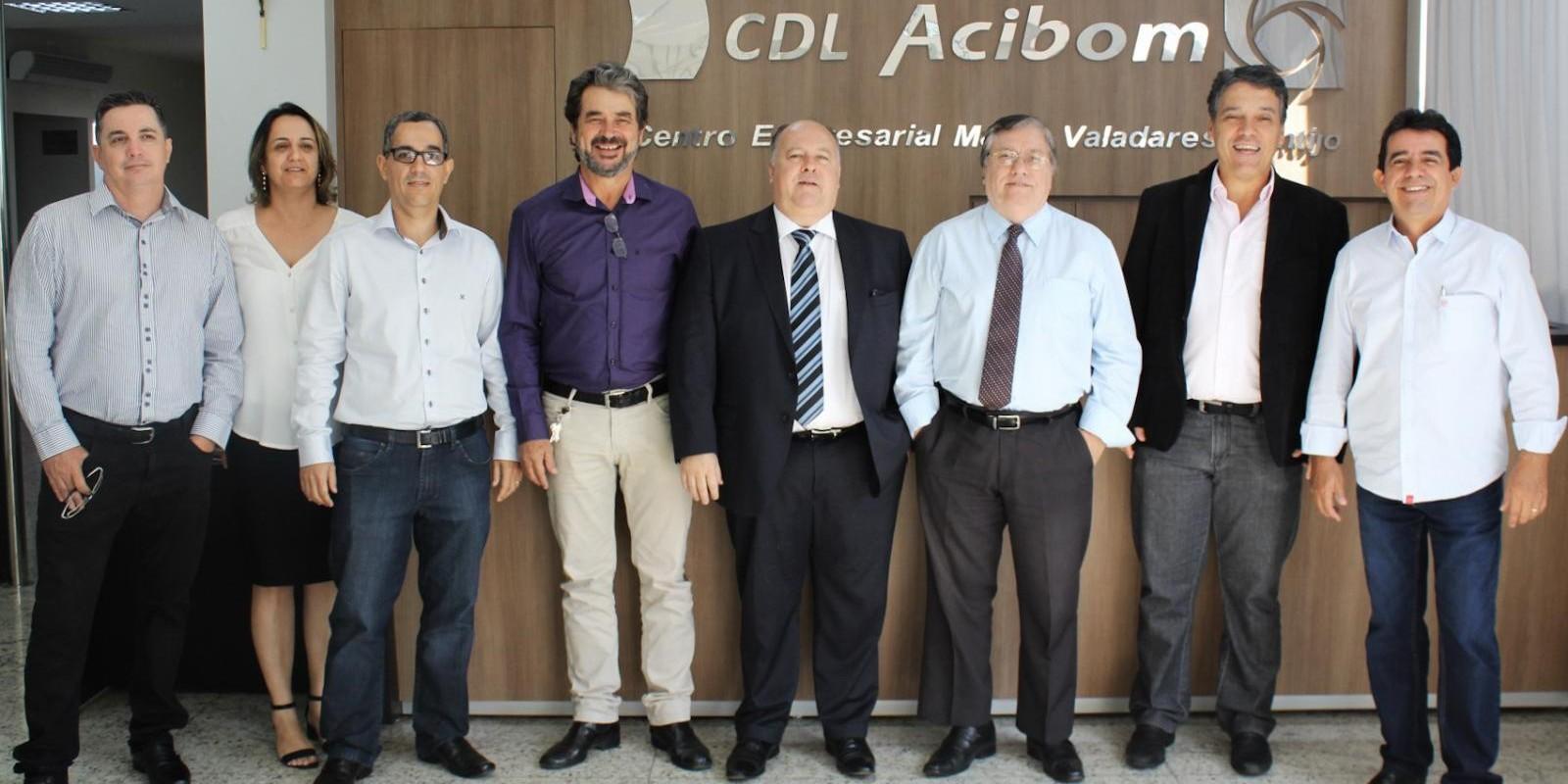Visita do Superintendente do Ministério do Trabalho e Emprego Dr. João Carlos Gontijo