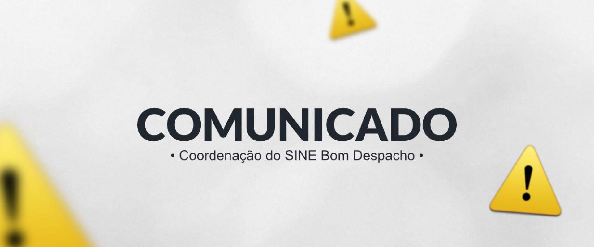 Comunicado: Alta de Preços
